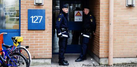 Two women found dead in Halmstad shooting