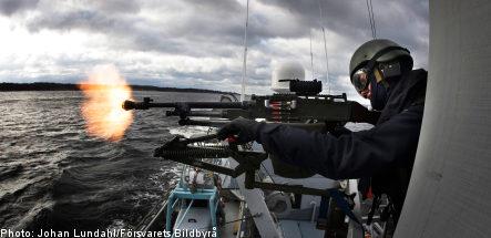Swedish navy set to join hunt for pirates off Somali coast