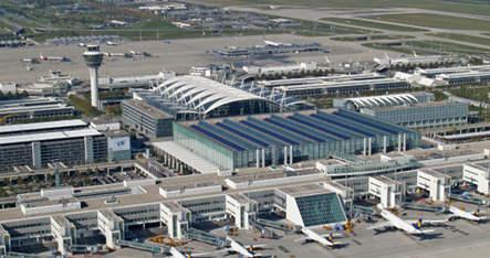 Munich airport prepares for swine flu