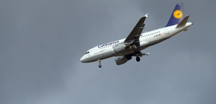 Lufthansa reports first-quarter loss