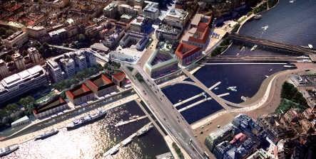 Winner chosen for Stockholm's New Slussen project
