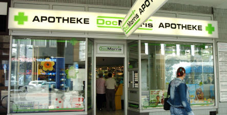 EU backs tight control of German pharmacies