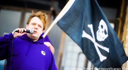 Pirates maintain course for EU parliament
