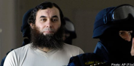 Swede convicted in US on terror charges