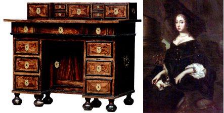 Centuries-old royal desk uncovered in Sweden