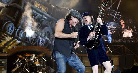 AC/DC concert shakes Munich neighbours all night long