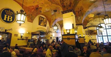 Hofbräuhaus to open Manhattan beer hall