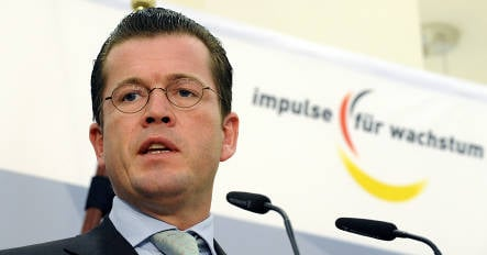 Guttenberg calls for major tax reform