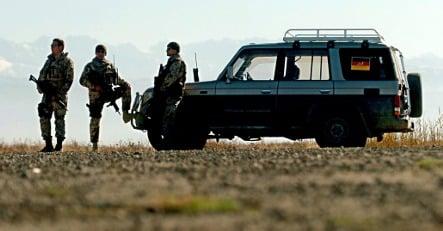 Berlin girds for conflict in Afghanistan