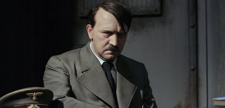 Former cop fined for decapitating Hitler wax figure