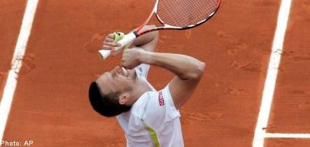 Söderling in stunning French Open upset