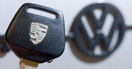 Porsche under investigation for market manipulation