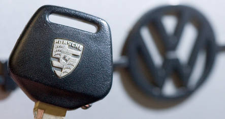Volkswagen breaks off talks with Porsche