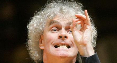 Simon Rattle to head Berlin Philharmonic until 2018