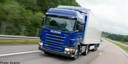Scania to save jobs in Sweden with 4-day work week