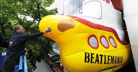 Beatles museum opens in Hamburg