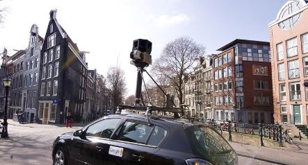 Hamburg considers Google Street View ban
