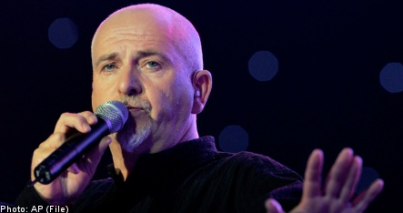 Peter Gabriel shares Polar Music Prize with Venezuelan conductor
