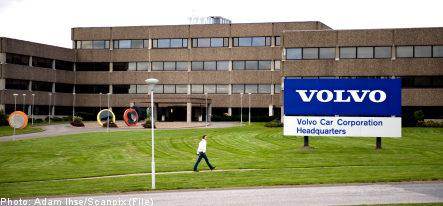 EU approves Volvo loan guarantees