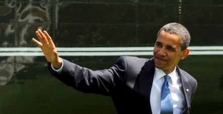 Obama's German visit focused on extremism