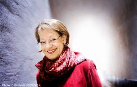 Abba great's donation to boost feminists' EU bid