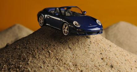 Qatar eyeing stake in Porsche