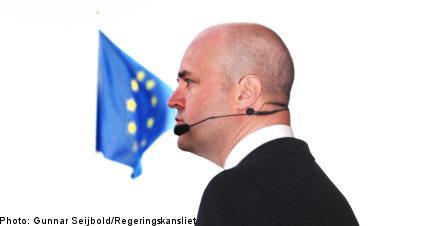 Reinfeldt plans for September vote on EU chief's future