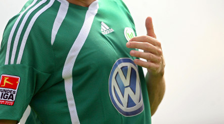 Bundesliga clubs rake in record cash for jersey sponsorship