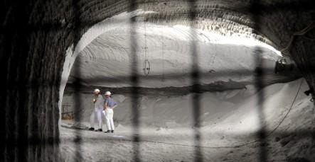 Radioactive brine found in Asse nuclear dump