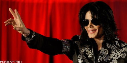 Tax agency rejects Swedes' Michael Jackson naming tribute