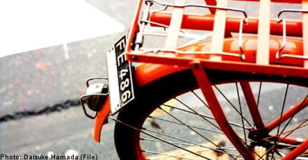 Cunning cabbie puts kybosh on botched bike theft