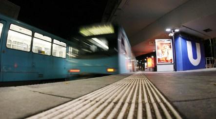 Drunk driver cruises into metro tunnel