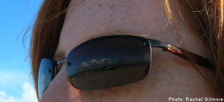 Freckles increase risk of cancer: study