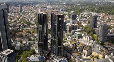 Deutsche Bank hired detectives to spy on staff