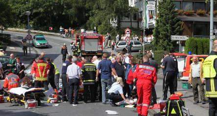 Parade crash claims third victim