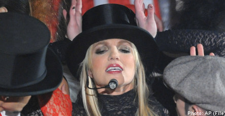 Swedish press in Britney Spears boycott