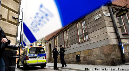 Bouncer confesses to Gamla Stan shooting