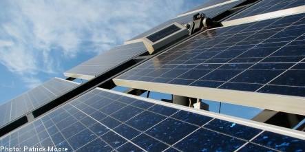 Demand soars for Swedish solar panel subsidies