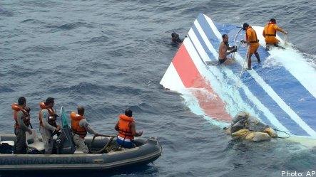 Air France crash Swede found