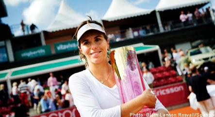 Spaniard Sanchez wins Swedish Open