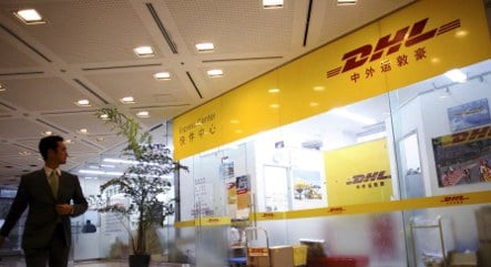 DHL planning major expansion in Chinese operations
