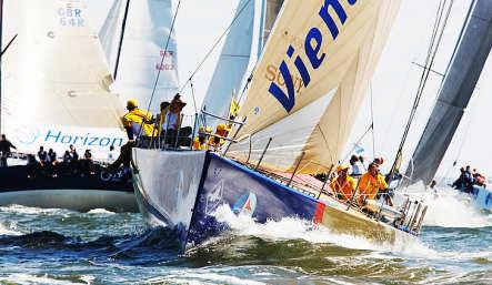 Baltic yacht race heads for Västervik