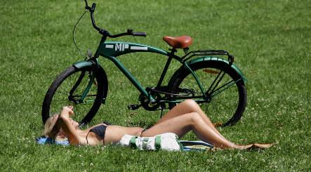 Sunday set to bring back summer heat