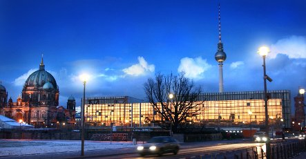 Bauhaus boss warns east German architecture endangered