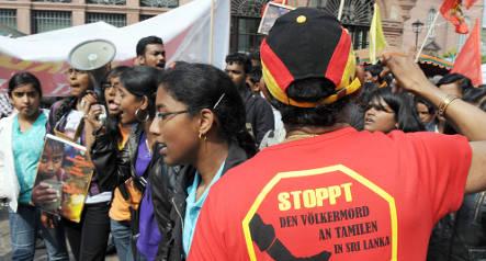 Tamils protest Sri Lankan choice for Berlin diplomatic post