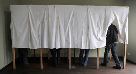 Twenty-nine parties set for upcoming national ballot