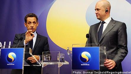 Sweden's presidency hit by Barroso setback
