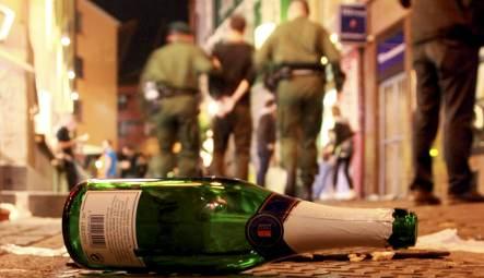 Freiburg public drinking ban overturned