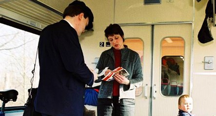 Deutsche Bahn's new ticket-cheat policy to inflate crime stats