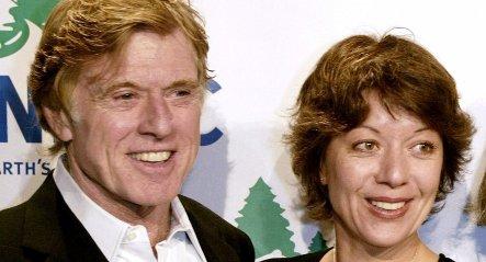 Robert Redford marries German painter in Hamburg